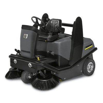 Karcher Medium Ride-on Sweeper Hire